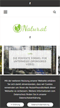Mobile Preview of natur.at